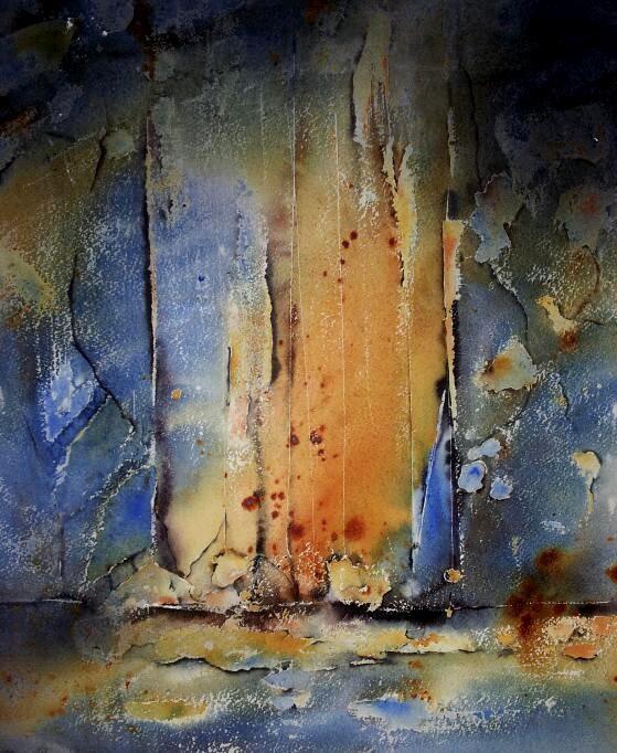 Repr senter de la peinture caill e - Peinture ecaillee repeindre ...