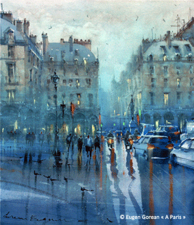 A paris Eugen Gorean-Mention