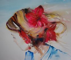 auto-portrait-aux-3-camelias