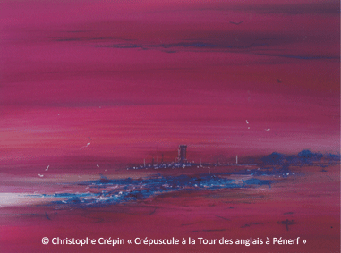Crepuscule tour anglais Crepin christophe-Mention
