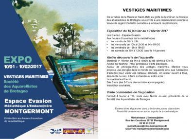 Programme vestiges maritimes